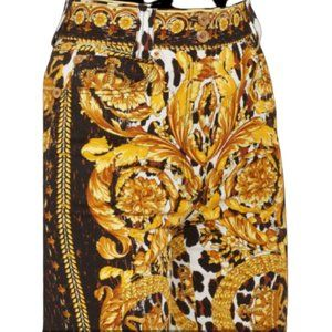 VERSACE Pants Wild Baroque  SS1992 Jeans NWT